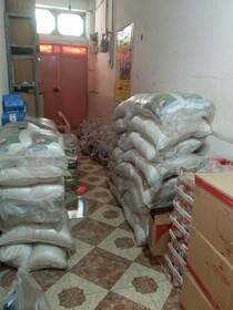 ملارد| توزیع سبد کالا در آستانه عید نوروز