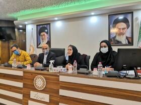 برگزاری نشست هم اندیشی معاونین مشارکت های مردمی بهزیستی استان