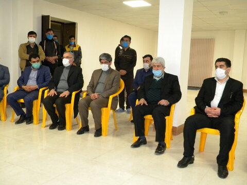 گزارش تصویری /  بازدید معاون قضایی دادستان کل کشوراز مرکز جامع درمان و بازتوانی معتادین نجات اردبیل