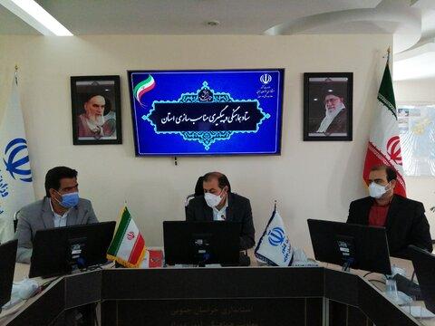 دومین جلسه ستاد هماهنگی وپیگیری مناسب سازی استان درسال جاری برگزار شد