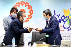 گزارش تصویری| اختتامیه پازل همدلی و تقدیر از شرکاء اجتماعی با حضور رئیس سازمان بهزیستی کشور