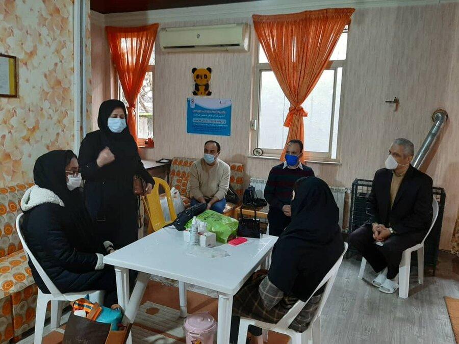 برگزاری کارگاه آموزشی ساخت عروسک ماپت ویژه مربیان هنری مراکز روزانه توانبخشی
