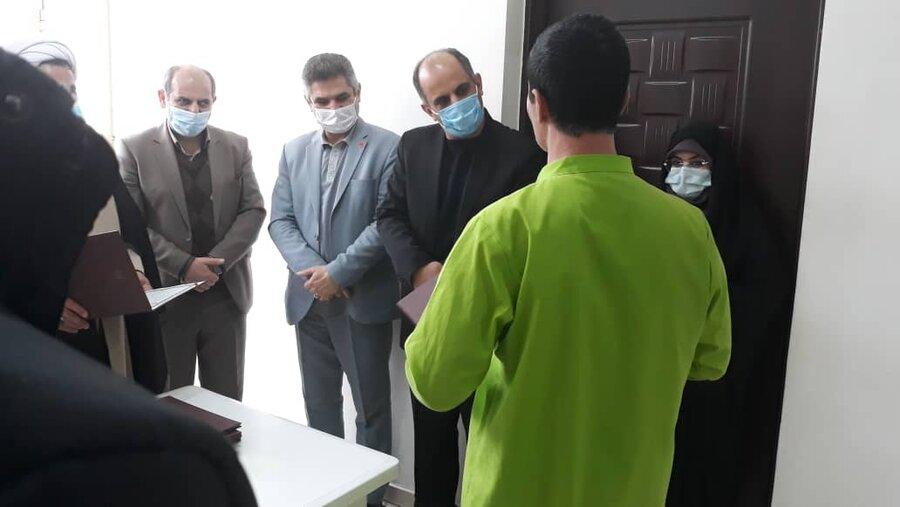 تجلیل از فعالان حوزه نماز در مرکز ماده 16