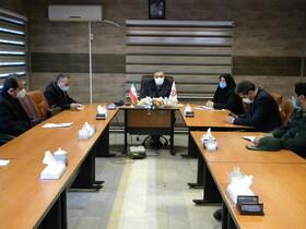 برگزاری اولین جلسه کمیته بهداشت روان (طرح شهید سلیمانی) در بهزیستی استان