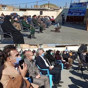 با مساعدت مهندس بازوند استاندار کرمانشاه صورت گرفت/اهداء ۶۶ تخته فرش به ۶۶ خانوار تحت پوشش بهزیستی