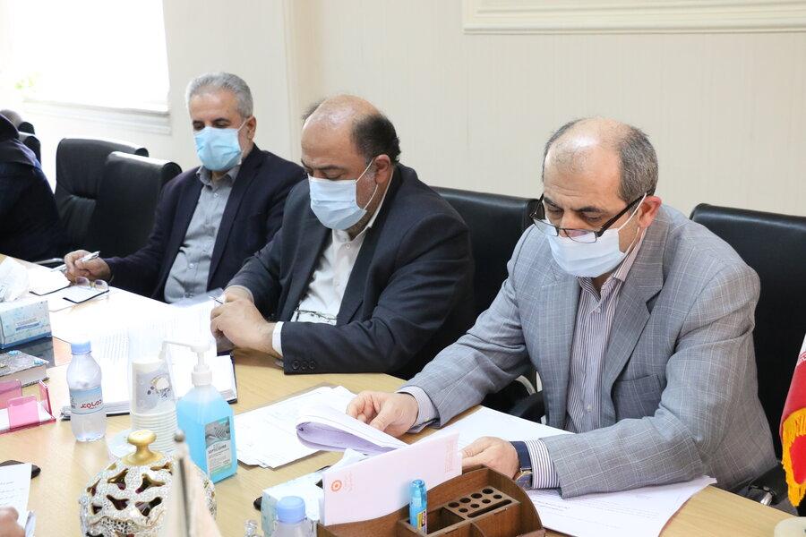 برگزاری نشست کارگروه فرهنگی با موضوع تشکیل کانون قرآن و عترت