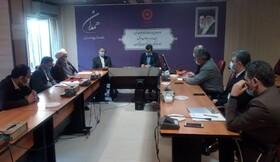 نشست و هم اندیشی دادستان با مدیر کل بهزیستی استان