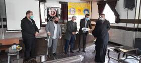 بهشهر ׀ تجلیل از اقدام خداپسندانه و خیرخواهانه خیر نیکوکار در شهرستان بهشهر
