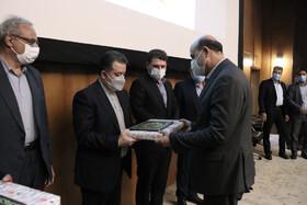 تقدیر از مدیرکل بهزیستی استان کرمان