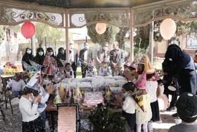 برگزاری جشن تولد برای کودکان مرکز کرمانیان