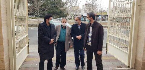 گزارش تصویری |  بازدید مدیرکل امور کودکان و نوجوانان بهزیستی کشور از شیرخوارگاه استان زنجان