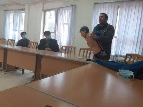 گزارش تصویری | برگزاری دوره آموزشی کمک های اولیه