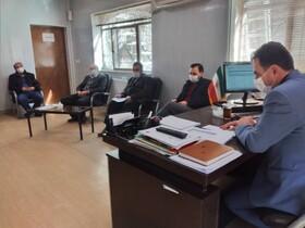 گزارش تصویری / برگزاری نشست شورای مشارکت بهزیستی شهرستان بناب