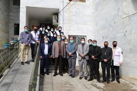 گزارش تصویری|بازدید معاون امور اجتماعی سازمان بهزیستی کشور از مرکز مداخله در بحران و مرکز بازپروری ساری