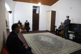 گزارش تصویری ׀ بازدید معاون اموراجتماعی و فرهنگی بهزیستی کشور از مرکز شبه خانواده ساری