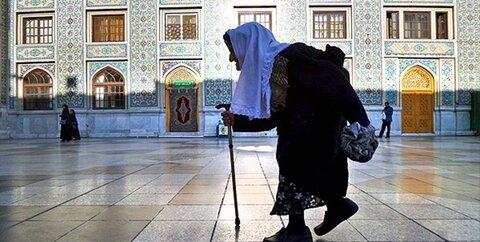 بانوی معلولی که بزرگترین دغدغهاش پوشش کامل اسلامی است