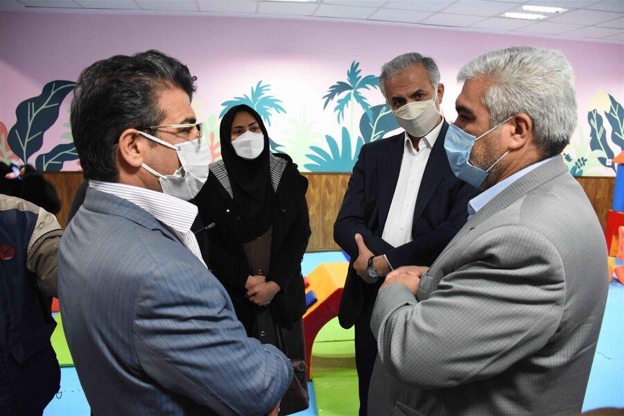 قدردانی دادستان مشهد از بهزیستی خراسان رضوی در موضوع ساماندهی کودکان کار و خیابان