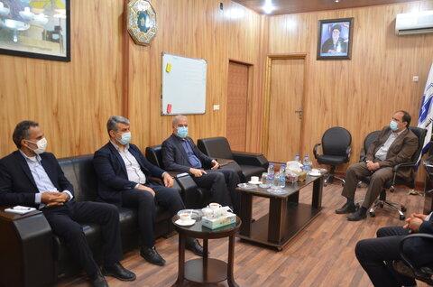 اشتغال به کار گروه های هدف بهزیستی استان در منطقه ویژه اقتصادی بوشهر شتاب بیشتری می گیرد