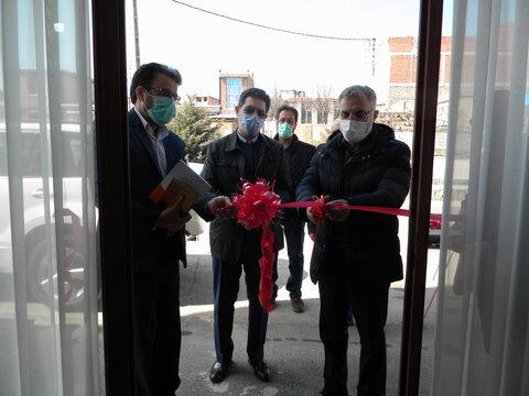 گزارش تصویری ا افتتاح مراکز مثبت بهزیستی استان اردبیل