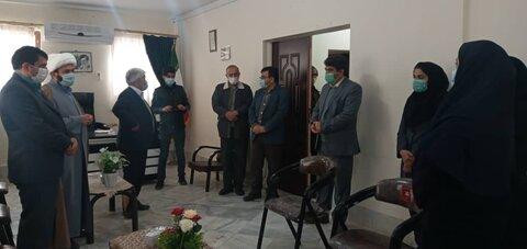 گزارش تصویری از افتتاح مرکز مثبت زندگی شهرستان فاروج