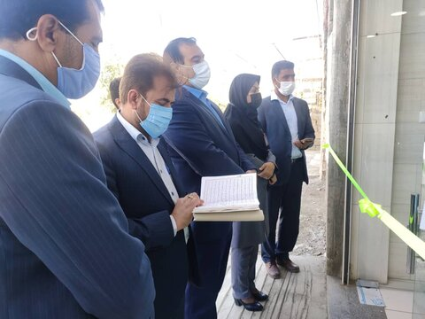 مراکز مثبت زندگی شهرستان کهنوج افتتاح شد