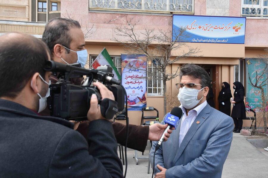 ببینید   گزارش افتتاح 193 مرکز مثبت زندگی در بهزیستی خراسان رضوی