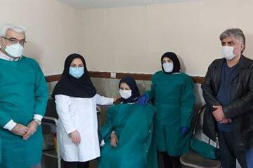 در رسانه| آغاز واکسیناسیون کووید ۱۹ سالمندان مراکز نگهداری بهزیستی آذربایجان شرقی