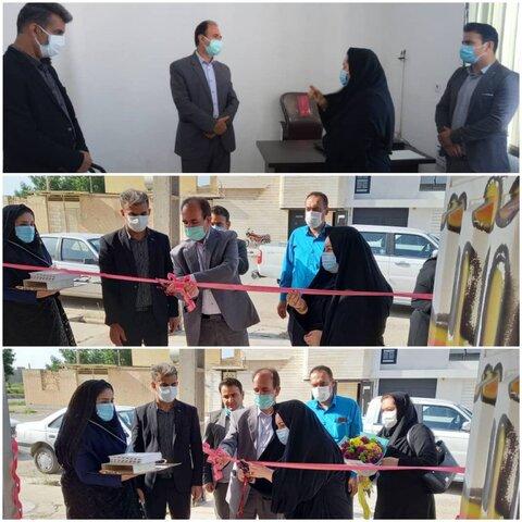 افتتاح شش مرکز خدمات مثبت زندگی در بهبهان