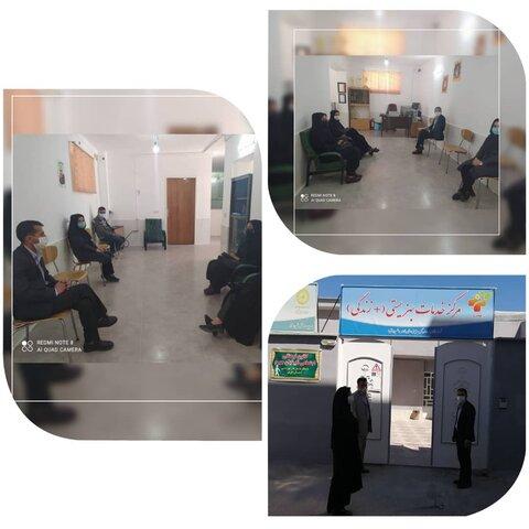 افتتاح مرکز مثبت زندگی در جهرم