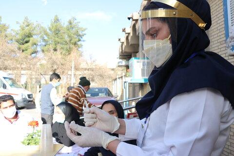 آغاز واکسیناسیون سالمندان مقیم مراکز در کرمان