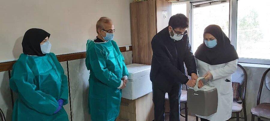 در رسانه| آغاز واکسیناسیون سالمندان در استان آذربایجانشرقی