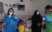واکسیناسیون کووید ۱۹ سالمندان مراکز نگهداری بهزیستی استان اصفهان، از کاشان آغاز شد
