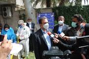 ببینیم|گزارش واحد خبر صدا و سیما از واکسیناسیون سالمندان مقیم مراکز بهزیستی خوزستان