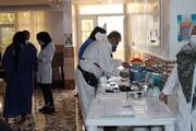 ببینیم| ایمن سازی سالمندان مقیم مراکز بهزیستی خوزستان در مقابل ویروس کووید ۱۹