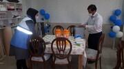 اولین سری واکسیناسیون کرونا در مراکز شبانه روزی نگهداری سالمندان در استان سمنان انجام شد
