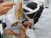 گزارش تصویری ۲ | آغاز واکسیناسیون سالمندان علیه کرونا در مراکز بهزیستی خراسان رضوی