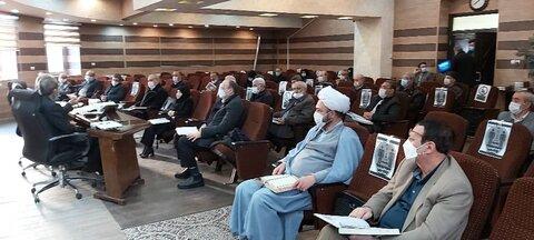 گزارش تصویری| برگزاری محفل انس با قرآن مدیران آذربایجان شرقی