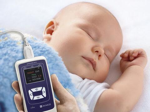 موشن گرافی | غربالگری و مداخله زودهنگام شنوایی نوزادان