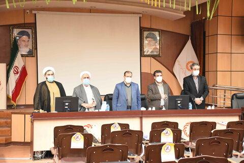 برگزاری جلسه بنیاد صیانت از نهاد خانواده در بهزیستی خراسان رضوی