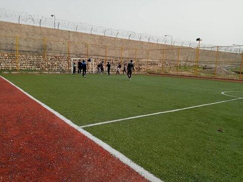 گزارش تصویری| اردوی فرهنگی، ورزشی کودکان کار ایلام