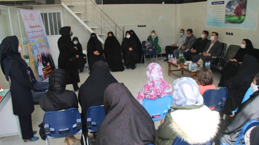 اجرای تئاتر شورایی با عنوان کودک همسری