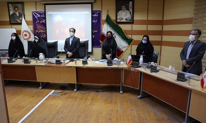 نشست شورای هماهنگی مدیران