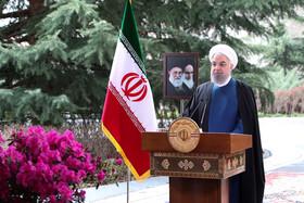 پیام نوروزی دکتر حسن روحانی، ریاست محترم جمهور به مناسبت حلول سال ۱۴۰۰