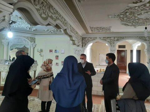 گزارش تصویری | بازدید فرماندار کرج از مرکز نگهداری کودکان حضرت فاطمه(س) و مرکز دخترانه مهردخت