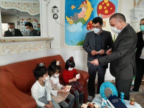 گزارش تصویری   بازدید فرماندار کرج از مرکز نگهداری کودکان حضرت فاطمه(س) و مرکز نگهداری از دختران مهردخت