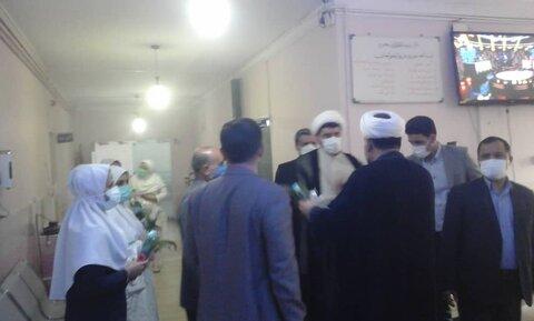 بازدید از مراکز نگهداری معلولین و سالمندان