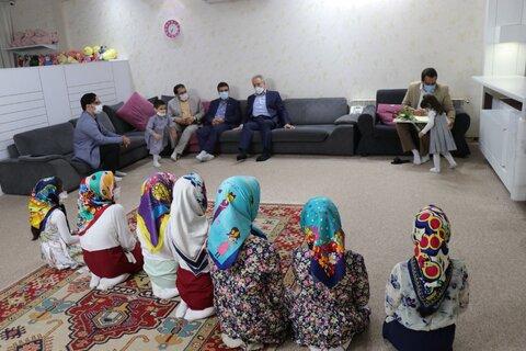بازدید سرزده مدیرکل بهزیستی خراسان رضوی از مراکز تابعه