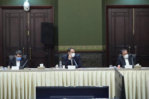 حضور رئیس سازمان بهزیستی کشور برای نخستین بار در جلسه شورای عالی اشتغال کشور