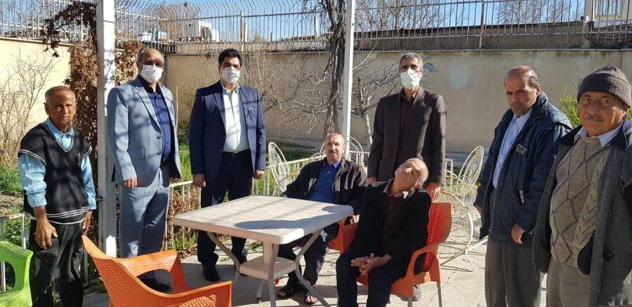 شهریار| بازدید نوروزی رئیس اداره بهزیستی شهرستان از مراکز نگهداری