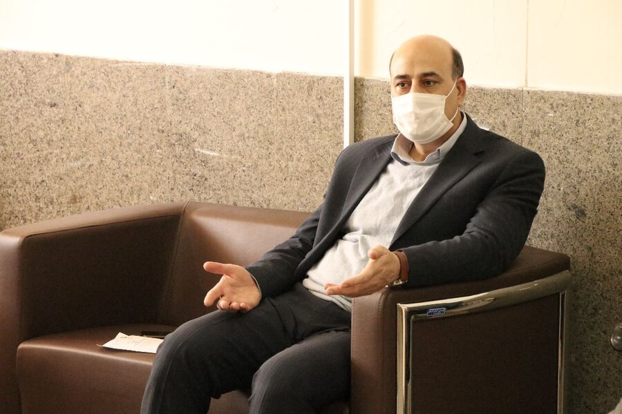 با هم ببینیم| پیام نوروزی مدیر کل بهزیستی استان کرمان